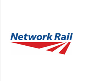 NETWORK RAIL logo, United Kingdom