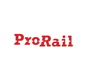 PRORAIL logo, The Netherlands